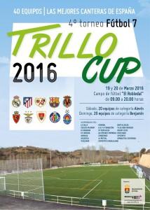 Cartel Torneo Trillo 2016