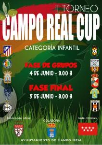 Cartel II Torneo Camporeal